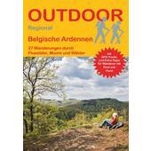Belgische Ardennen  - Wanderführer