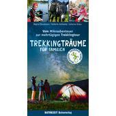 Trekkingträume für Familien  - Kinderbuch