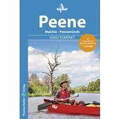 Kanu Kompakt Peene  - Gewässerführer