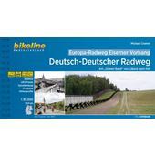 Europa-Radweg Eiserner Vorhang / Europa-Radweg Eiserner Vorhang Deutsch-Deutscher Radweg  - Radwanderführer