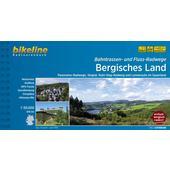 Flüsse und Bahntrassen Bergisches Land  -