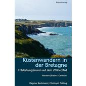 Küstenwandern in der Bretagne  - Wanderführer