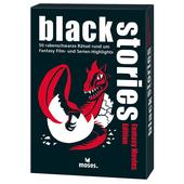 BLACK STORIES - FANTASY MOVIES EDITION Kinder - Reisespiele