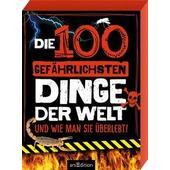 DIE 100 GEFÄHRLICHSTEN DINGE DER WELT  - Kinderbuch