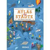ATLAS DER STÄDTE  - Atlas