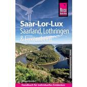 REISE KNOW-HOW REISEFÜHRER SAAR-LOR-LUX  - Reiseführer