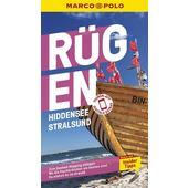 MARCO POLO REISEFÜHRER RÜGEN, HIDDENSEE, STRALSUND  - Reiseführer