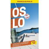 MARCO POLO REISEFÜHRER OSLO  - Reiseführer