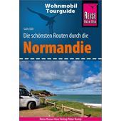REISE KNOW-HOW WOHNMOBIL-TOURGUIDE NORMANDIE  - Reiseführer