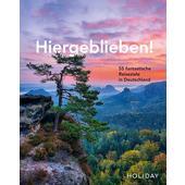 HOLIDAY REISEBUCH: HIERGEBLIEBEN!  -