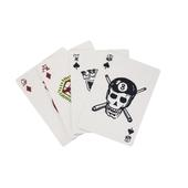 Kikkerland TATTOO PLAYING CARDS  - Reisespiele