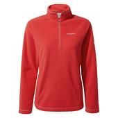 Craghoppers MISKA V HALF-ZIP FLEECE Frauen - Fleecepullover