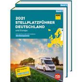 ADAC STELLPLATZFÜHRER 2021  -