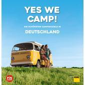 YES WE CAMP! DEUTSCHLAND  - Reiseführer