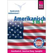 AMERIKANISCH 3 IN 1  - Sprachführer
