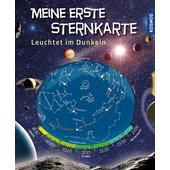 MEINE ERSTE STERNKARTE  - Sachbuch
