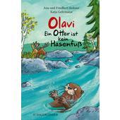 OLAVI - EIN OTTER IST KEIN HASENFUß  - Kinderbuch