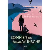 SOMMER DER BLAUEN WÜNSCHE  - Kinderbuch