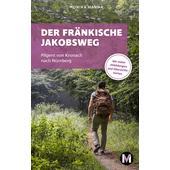 DER FRÄNKISCHE JAKOBSWEG  - Wanderführer