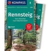 RENNSTEIG  - Wanderführer