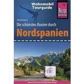 REISE KNOW-HOW WOHNMOBIL-TOURGUIDE NORDSPANIEN  - Reiseführer