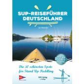 SUP-REISEFÜHRER DEUTSCHLAND  - Gewässerführer
