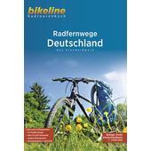 RADFERNWEGE DEUTSCHLAND  - Radwanderführer