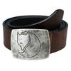 Fjällräven MURENA SILVER BELT Unisex - Gürtel - LEATHER BROWN