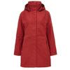 Fjällräven UNA JACKET W Frauen - Wintermantel - DEEP RED