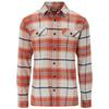 buckstop plaid/roots red