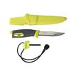 Light My Fire SWEDISH FIREKNIFE - Feststehendes Messer - LIME
