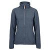 Fjällräven STINA FLEECE W Frauen - Fleecejacke - DARK NAVY