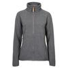 Fjällräven STINA FLEECE W Frauen - Fleecejacke - DARK GREY