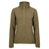 Fjällräven STINA FLEECE W Frauen - Fleecejacke - DARK OLIVE