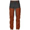 Fjällräven KEB TROUSERS W REGULAR Frauen - Trekkinghose - AUTUMN LEAF