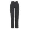 Fjällräven KEB TROUSERS W REGULAR Frauen - Trekkinghose - BLACK