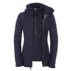 The North Face EVOLUTION II TRICLIMATE JACKET Frauen - Doppeljacke - TNF BLACK/TNF BLACK