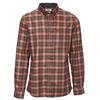 Fjällräven STIG FLANNEL SHIRT M Männer - Outdoor Hemd - AUTUMN LEAF