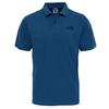 The North Face POLO PIQUET Männer - Polo-Shirt - SHADY BLUE