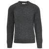 Fjällräven SINGI KNIT SWEATER M Männer - Wollpullover - DARK GREY