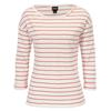 nettie stripe/shock pink