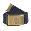 Fjällräven KIDS CANVAS BRASS BELT Kinder - Gürtel - NIGHT SKY