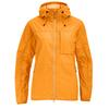 Fjällräven HIGH COAST WIND JACKET W Frauen - Übergangsjacke - SEASHELL ORANGE