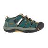 Keen NEWPORT H2 Y Kinder - Outdoor Sandalen - GREEN GABLES/WOOD THRUSH