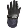Craft HYBRID WEATHER GLOVE Unisex - Fahrradhandschuhe - BLACK
