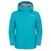 The North Face SNOW QUEST JACKET Kinder - Winterjacke - KOKOMO GREEN