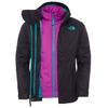 TNF black/magic magenta