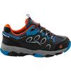 Jack Wolfskin MTN ATTACK 2 TEXAPORE LOW Kinder - Wanderschuhe - AZALEA RED