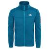 The North Face HADOKEN FULL ZIP JACKET Männer - Fleecejacke - PRUSSIAN BLUE