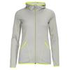 FRILUFTS ARICA HOODED FLEECE JACKET Frauen - Fleecejacke - HIGH RISE